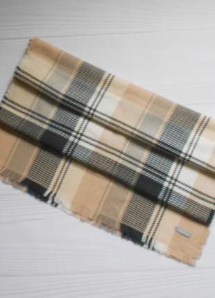 Шикарный шерстяной широкий шарф палантин 🌺