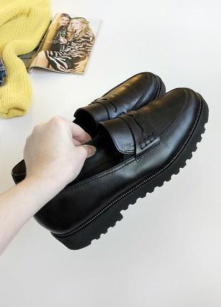 Идеальные натуральные кожаные брендовые туфли paul green