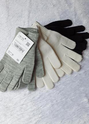 Перчатки н&м