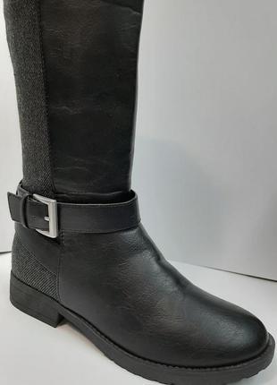 Демисезонные сапожки сапоги черевики