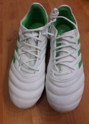 Бутсы adidas copa 19.1 fg jr d98093