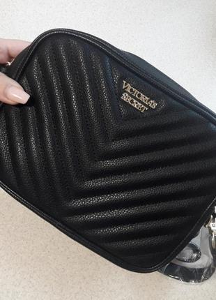 Кроссбоди и поясная сумочка victoria's secret сумка черная оригинал