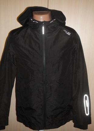 Куртка ветровка f&f urban р.164см(13-14лет)