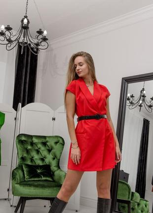 Платье пиджак, м