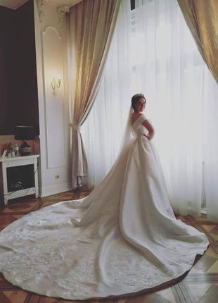 Весільне плаття milla nova virginia