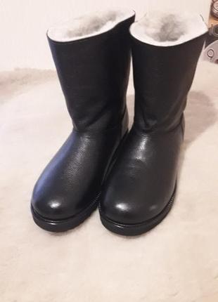 Угги сапоги ботинки мужские качественные