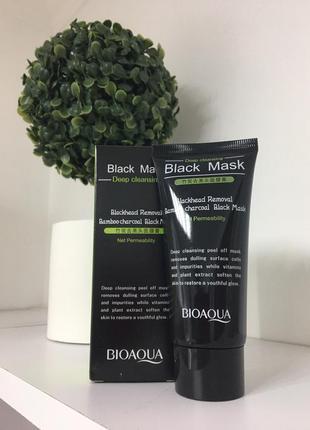 Маска-плівка bioaqua від чорних цяток