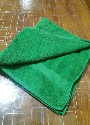 Банное полотенце 60 на 130см