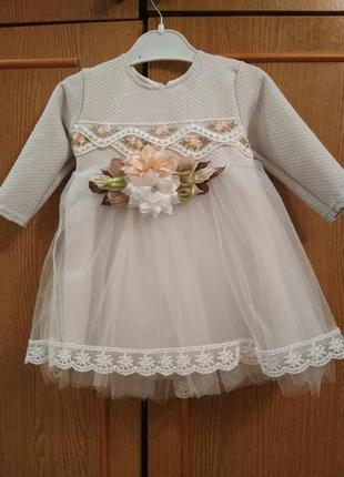Сукня для маленької дівчинки