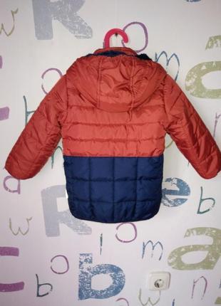 Куртка name it новая мальчик 2-3 года (98см)