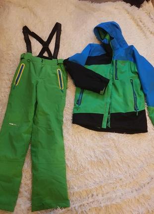 Мембранная лыжная куртка и комбинезон унисекс envy siberium 10000 2l
