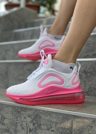 Шикарные женские кроссовки nike air max 720 😍 (весна/ лето/ осень)