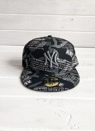 Кепка бренда new york yankees №889