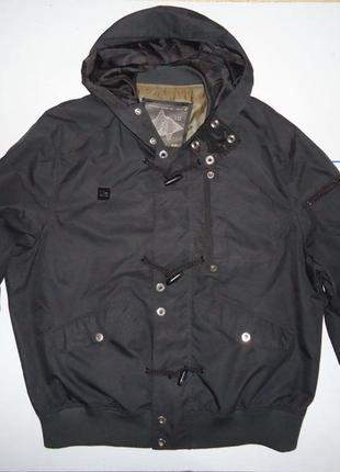 Куртка river island с капюшоном (xxl)