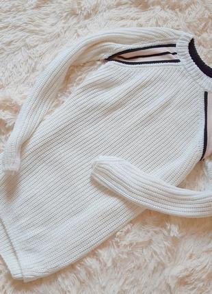 Красивый стильный свитерок от next