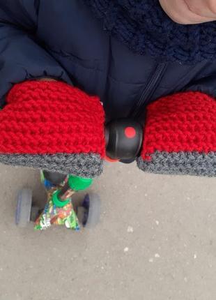 Муфта для детского траспорта