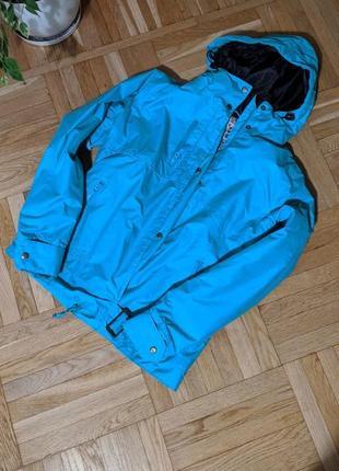 Лыжная горнолыжная спортивная термо куртка