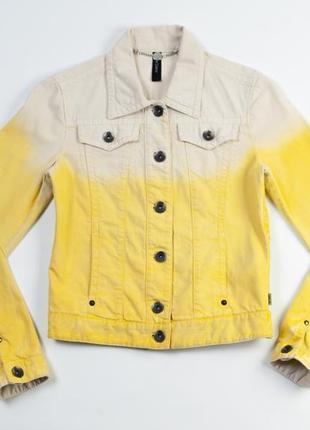 Marccain джинсовая куртка