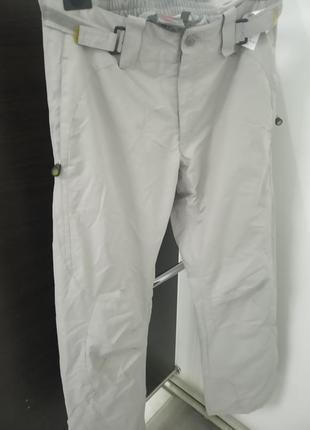 Термоштаны лыжные,бренд.р.48-50.