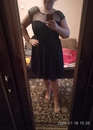 Нарядное платьесукня,плаття большого размера