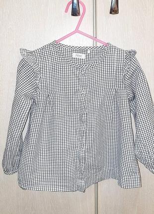 Рубашка next
