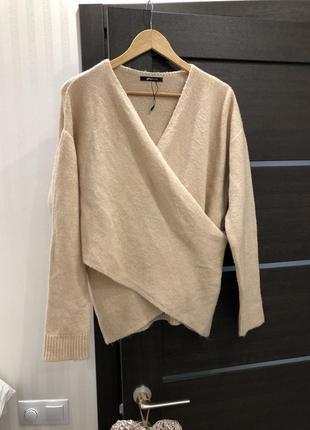 Красивый свитер gina tricot