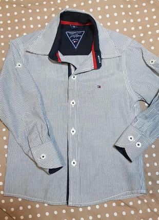 Рубашка tommy holfiger
