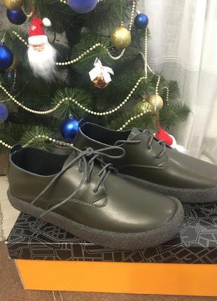 Туфли фирмы thomas muzi