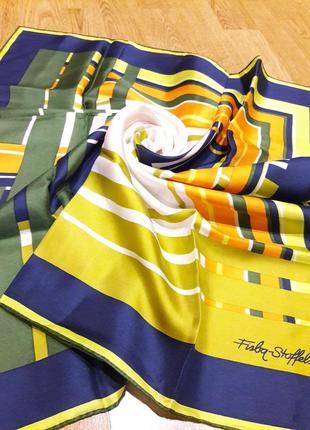 Шелковый платок fisba stoffels.
