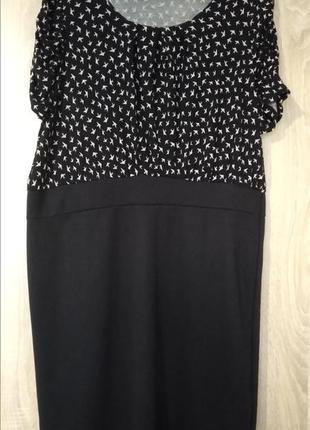 Красивое платье сукня плаття размер 56-58