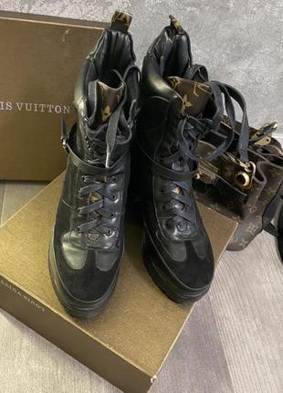 Ботинки louis vuitton 36 р