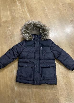 Зимова куртка palomino