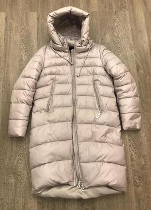 Пуховик р46 зима