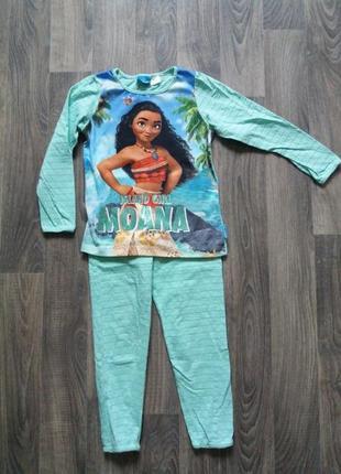 Пижама моана disney