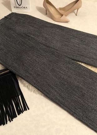 Нереально крутые модные и самые стильные широкие брюки с бирками на р. 12/40 👠💋❤️