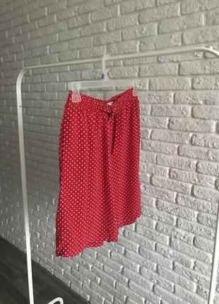 Червоні шорти в горошок ✨🌙