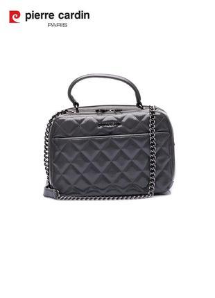 Женская сумка через плечо pierre cardin