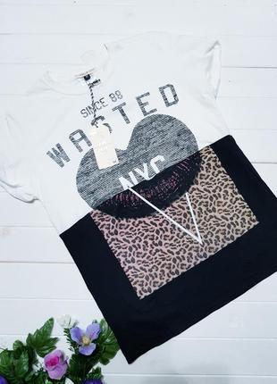 Классная футболка размер 10