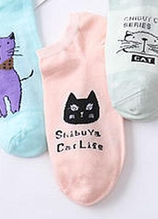 Шкарпетки з яскравим принтом 772н