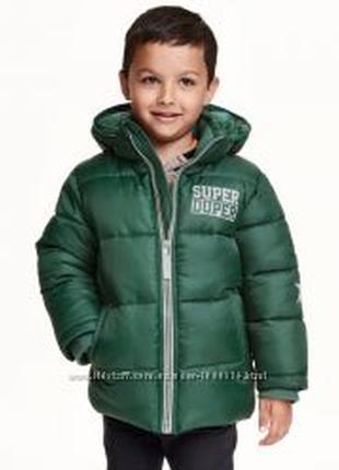 Куртка esprit новая зима мальчик 12-13 лет(152-158см.)