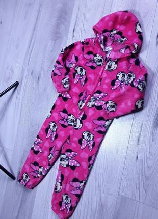 Пижама ,кигуруми,плюшевая и тёплая бренда disney
