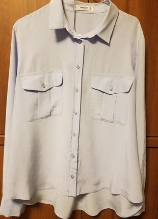 Рубашка mango p.l
