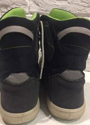 Ботинки  lowa р.40.натур.замша оригинал(легкое б\у2 фото