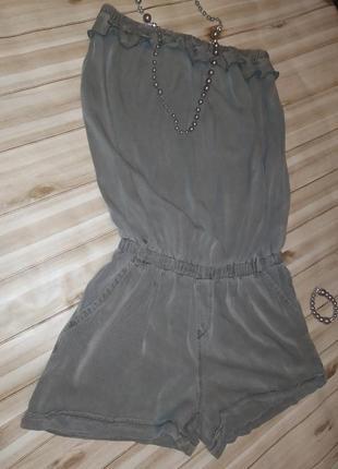Комбинезон с шортами tally weijl