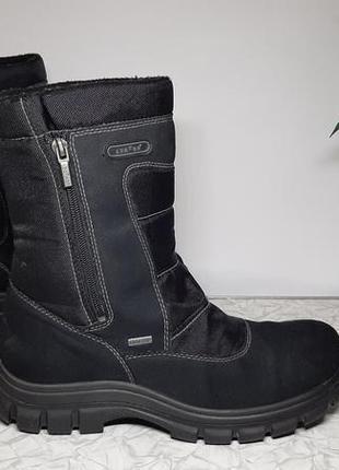 Зимние термо сапоги,ботинки legero (легеро)