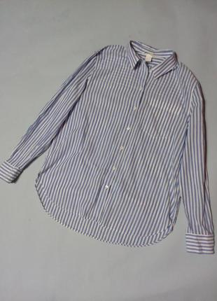 Блуза рубашка тонкий хлопок