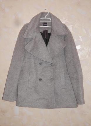 Пальто от promod с шерстью