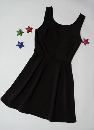 Фактурное платье с-м