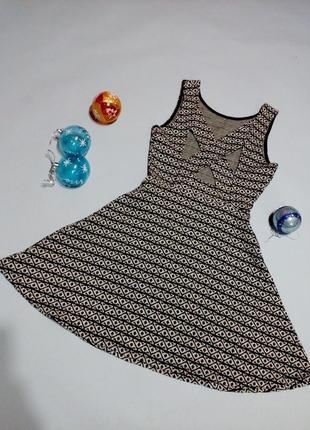Распродажа фактурное платье