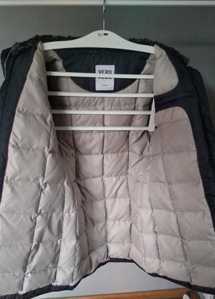 Розпродаж! пуховик одеяло от vero moda